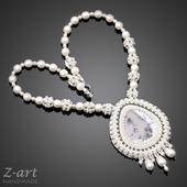 Šitý náhrdelník Dione,