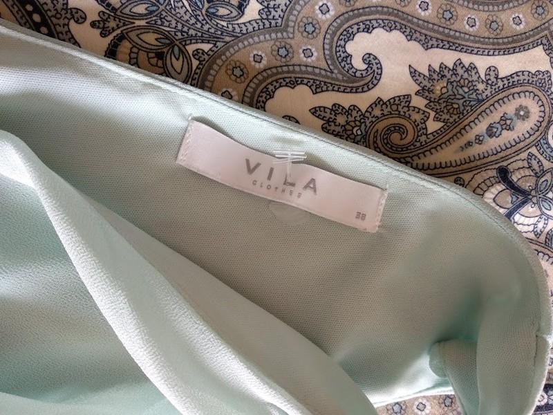 Dlouhé mint šaty - Obrázek č. 4