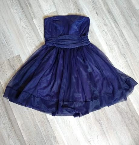 Šaty s bohatou sukní H&M - Obrázek č. 1