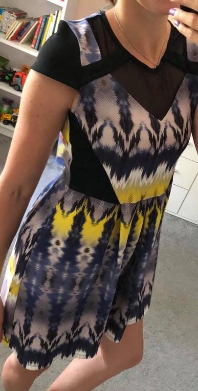🌸Originální šaty, vel. M-L🌸 - Obrázek č. 1