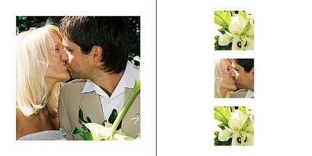 svatební kniha - dokonalá