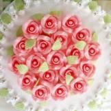 dort jako růžový sad