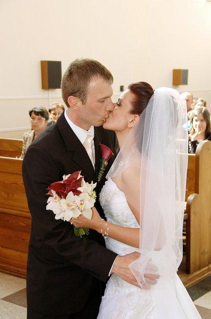 Oľga Szabóová{{_AND_}}Bedrich Deyer - Prvý manželský bozk