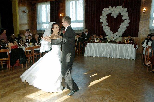 Oľga Szabóová{{_AND_}}Bedrich Deyer - Prvý manželský tanec