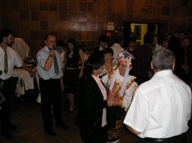 Oľga Szabóová{{_AND_}}Bedrich Deyer - Pri polnočnom tanci