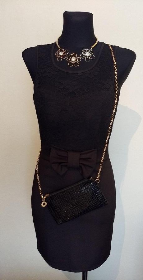 Šaty s krajkou - Obrázok č. 1