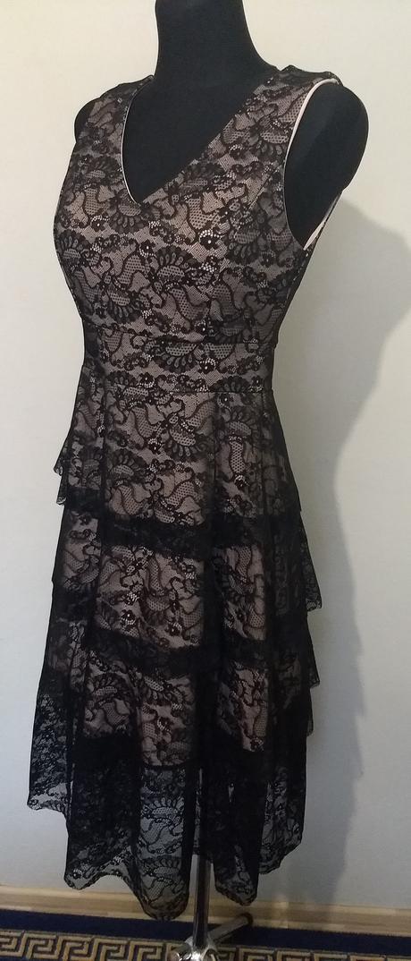 Šaty krajkované - Obrázok č. 1