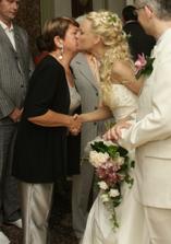 gratulace svatebčanů