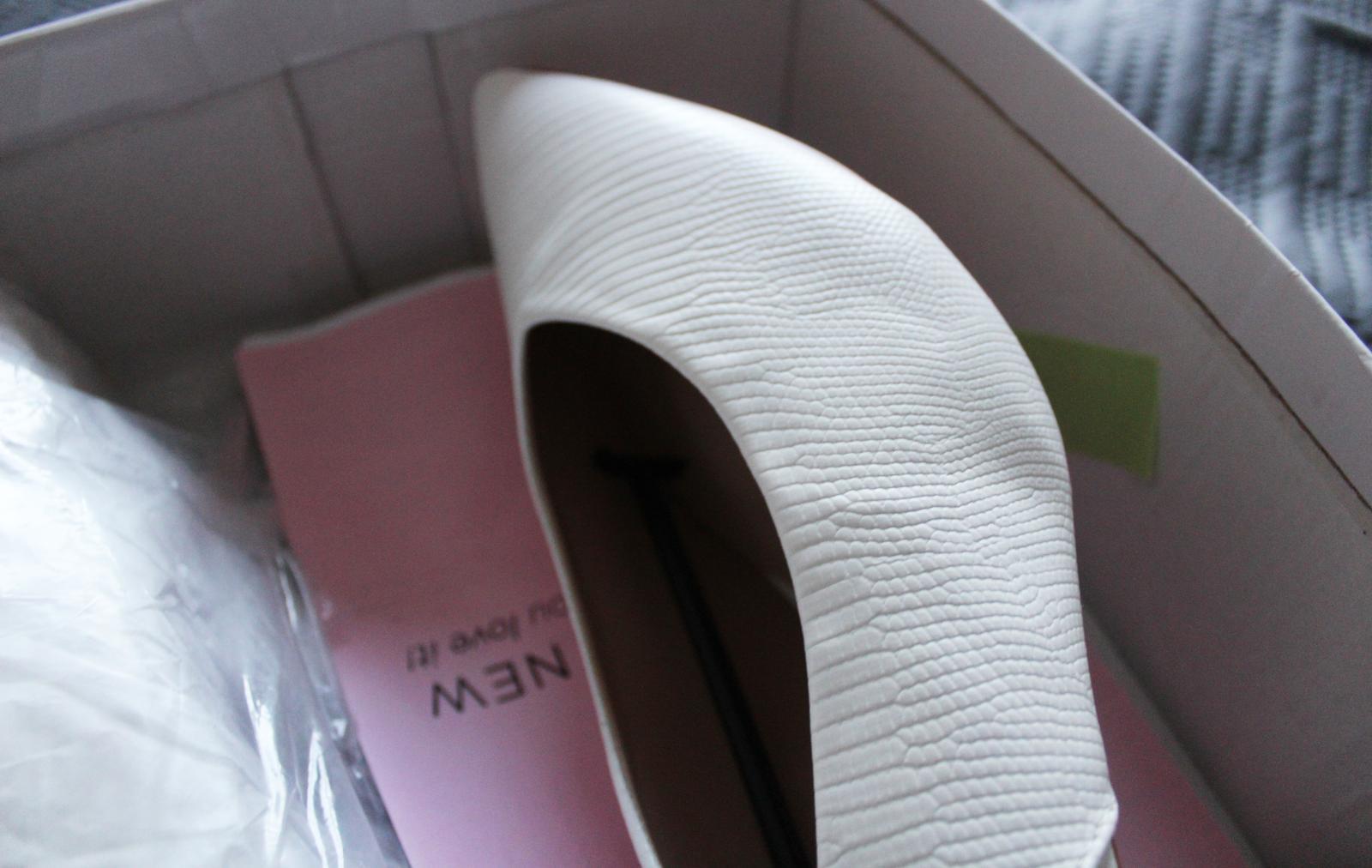 Svadobné topánky veľkosť 41-42 - Obrázok č. 4