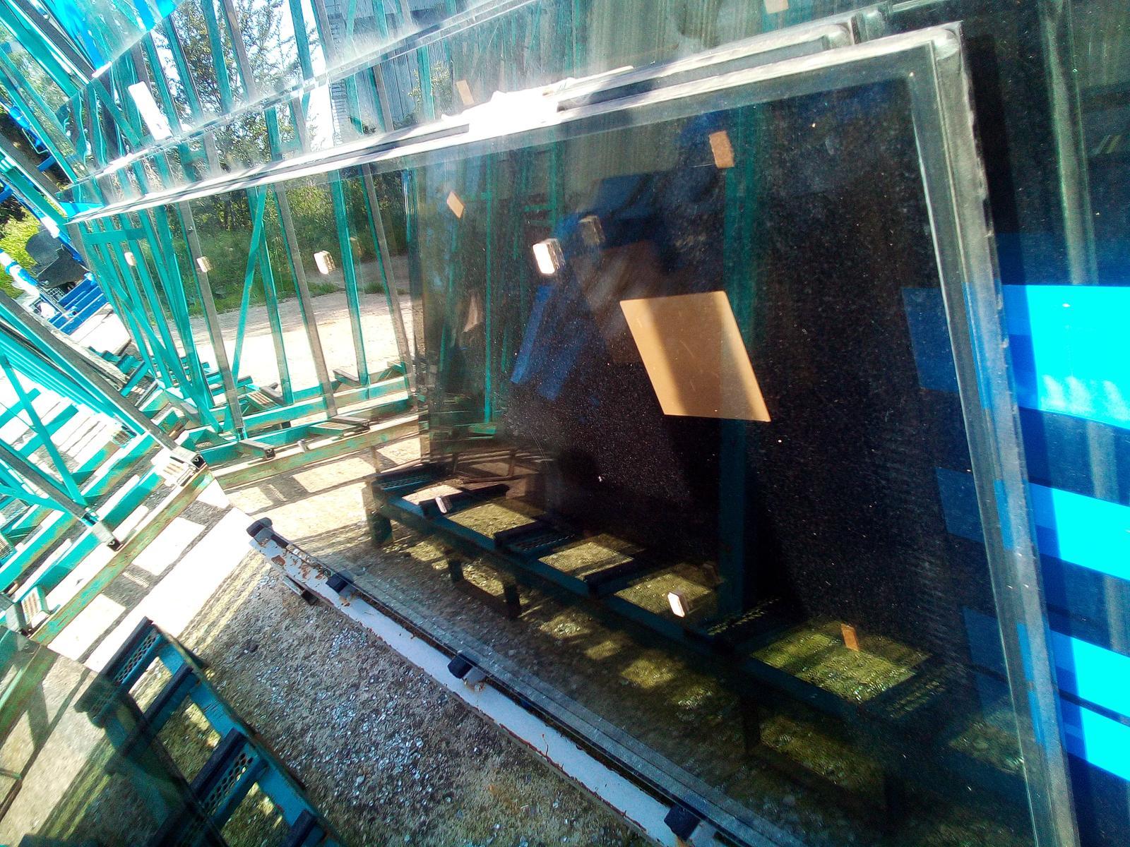 Kalené strešné dvoj sklo na predaj - 50% ZĽAVA - Obrázok č. 1