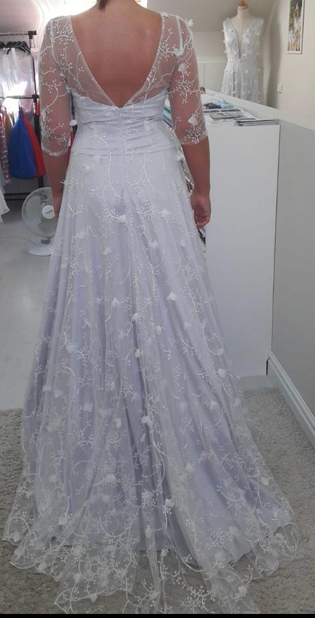 Luxusní šaty Mia bella nové - Obrázek č. 1