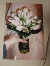 taková kytice by měla být, jen celá krémová