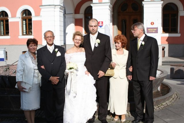 Silvia{{_AND_}}Igor - s rodičmi