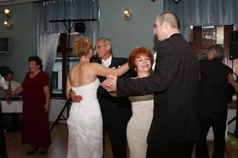 rodičovský tanec