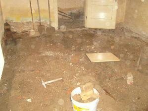 strhané podlahy...prostě hrůza a děs