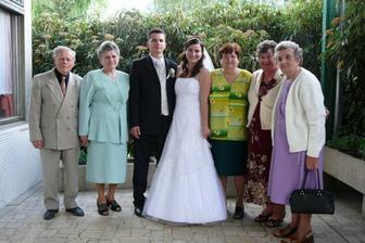 Babičky a deduško