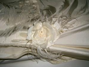 detail ozdoby saticek