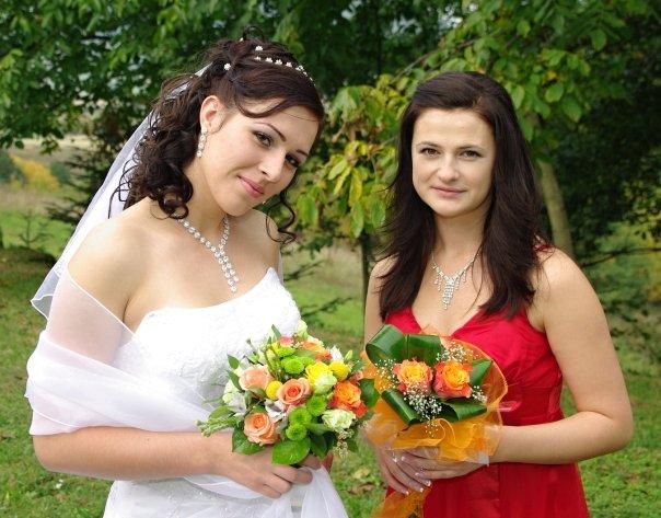 Veronika Kopasova{{_AND_}}Ondrej Hasara - a moja krásna a najlepšia družička