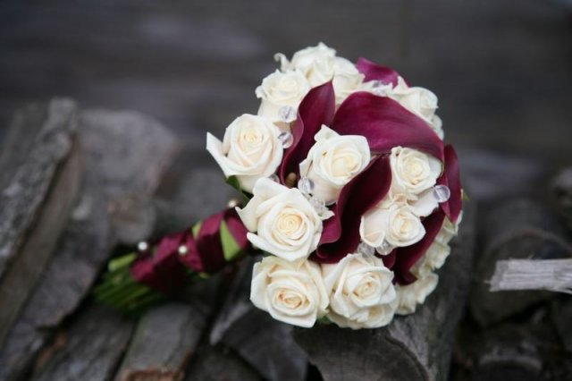 Svatební kytice - kterou