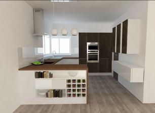 vizualizacia kuchyna