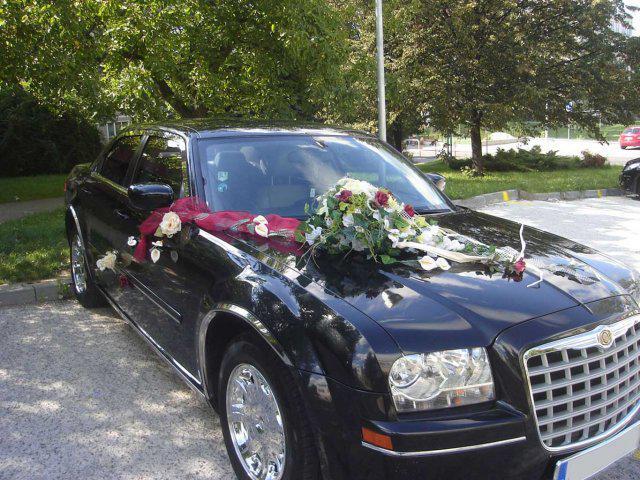 Vyzdoby svadobných  áut - Obrázok č. 72