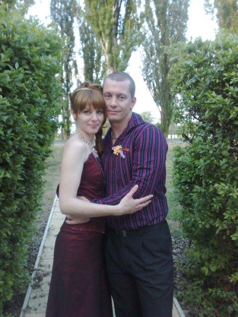 Monika a Slavko - a to sme my :)