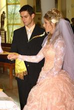 požehnanie manželstva