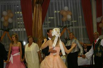 tanček so svokrom