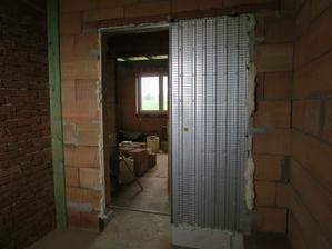 Pouzdro na dveře-koupelna