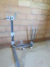 Koupací zázemí v koupelně 20. 5. 2012
