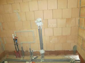 Technická, příprava na kotel, vodu... 20.5. 2012