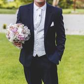 Svatební set pro ženicha zn. SARAR, 48
