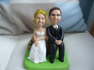 figurky na tortu