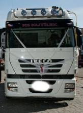 kamion bude :-)