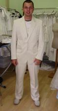 oblek akorat misto tricka bude zelena kosile :-)