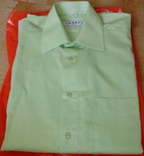 košile pro ženicha