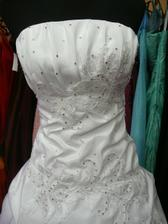 První šaty, které my padly do oka, ale samo nejsou ještě vybrané :)