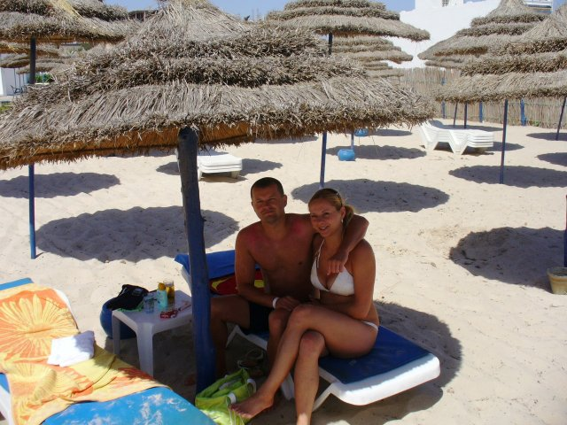 Janka a Palko - Prva spolocna dovolenka v Tunisku