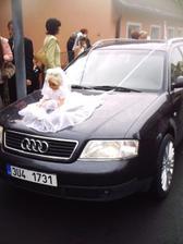 nevěsty vůz