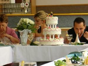 krásný dortík