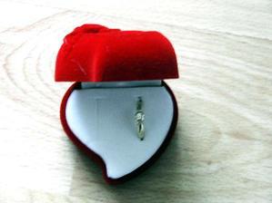 Pro mě, ten nejkrásnější prstýnek na světě.