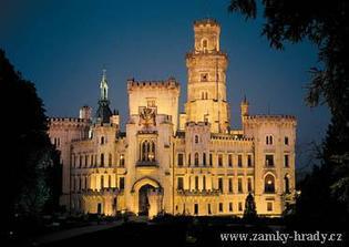 Na zámku Hluboká si jednou řekneme ano.