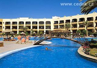 18. září odlétáme na svatební cestu Egypt, hotel Nubian Village