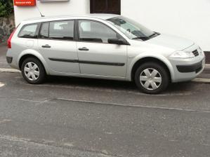 a ženicha Renault Megane II 1.5dCi