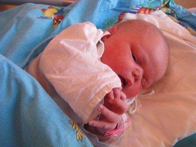 Mirka Miesbauerová{{_AND_}}Michal Fürst - 3.7.2010 se nám narodila naše princeznička Barborka