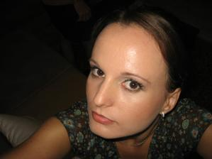 skúška make-upu u MK:)