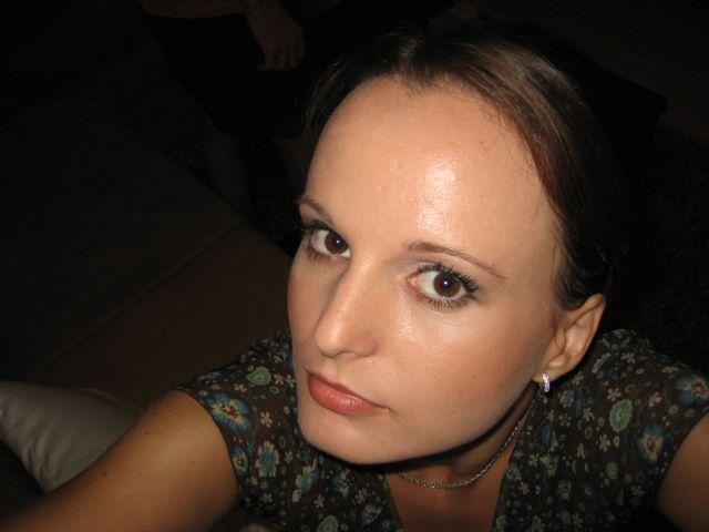 PaZu - skúška make-upu u MK:)