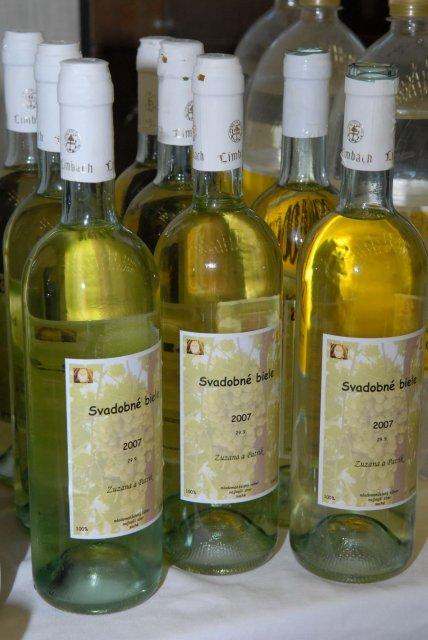 PaZu - etikety na vinko vlastnorucne vyrobene