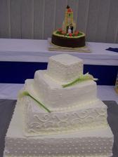 svadobna torta, Danela