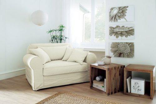 Obývací pokoj bude taky oříšek